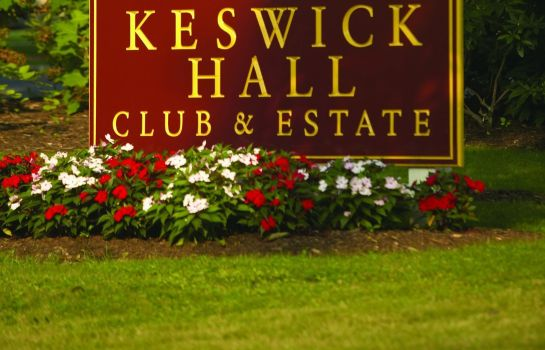 Vista exterior Keswick Hall and Golf Club LEG