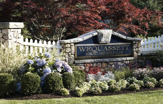 Exterior view WEQUASSETT RESORT GOLF CLUB