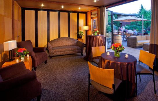 Hotelhalle Willows Lodge Preferred LVX