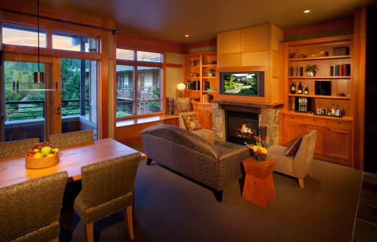 Suite Willows Lodge LVX