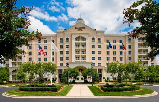 Exterior view The Ballantyne a Luxury Collection Hotel Charlotte