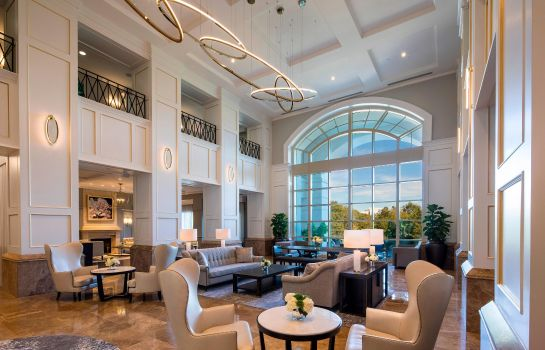 Lobby The Ballantyne a Luxury Collection Hotel Charlotte