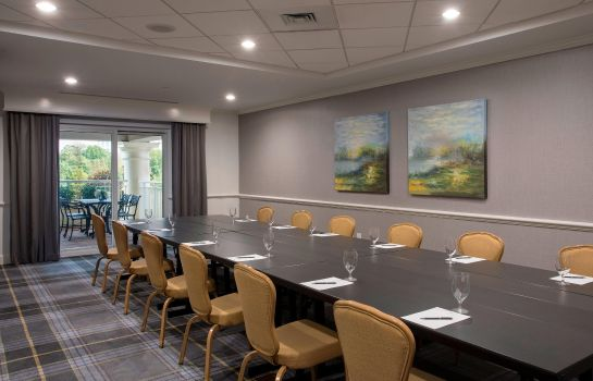 Conference room The Ballantyne a Luxury Collection Hotel Charlotte