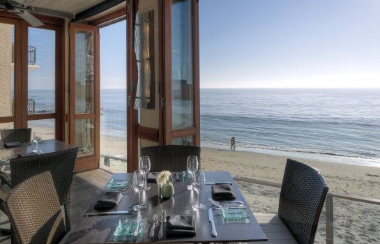 Restaurant Surf and Sand Resort LVX