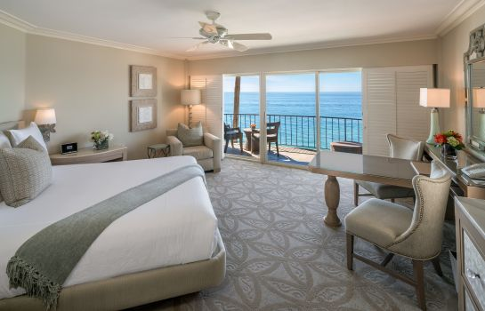 Chambre Surf and Sand Resort LVX