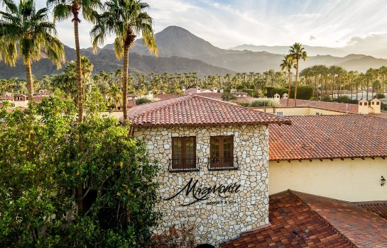 Vista exterior Miramonte Indian Wells Resort - Spa Curio Collection