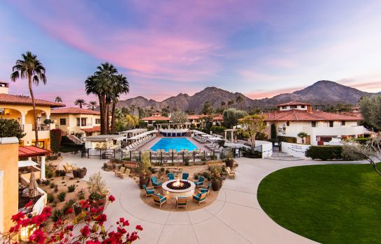 Vista esterna Miramonte Indian Wells Resort - Spa Curio Collection