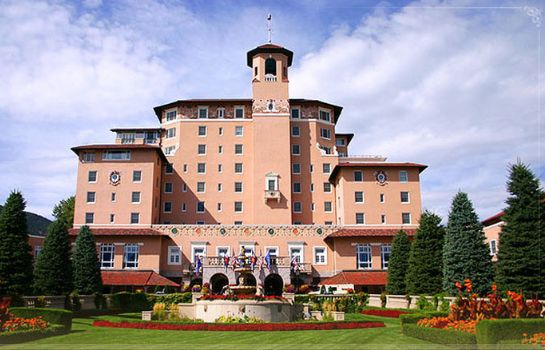 Exterior view The Broadmoor Preferred LEGEND