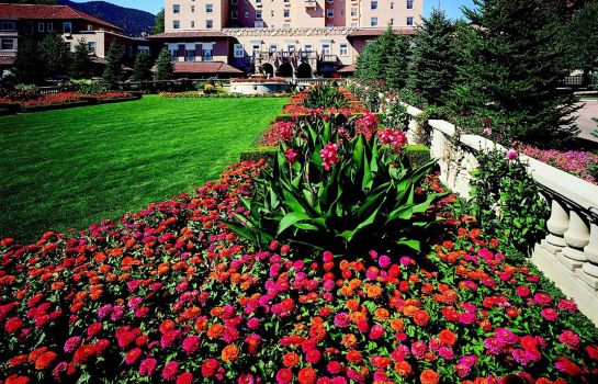 Vista exterior The Broadmoor Preferred LEGEND