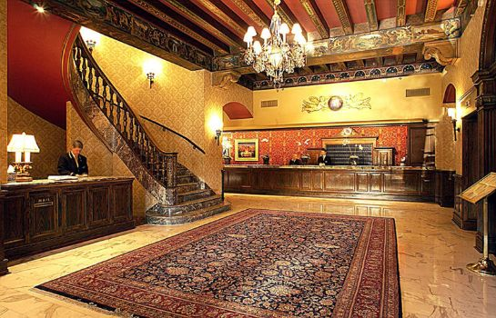 Lobby The Broadmoor Preferred LEGEND