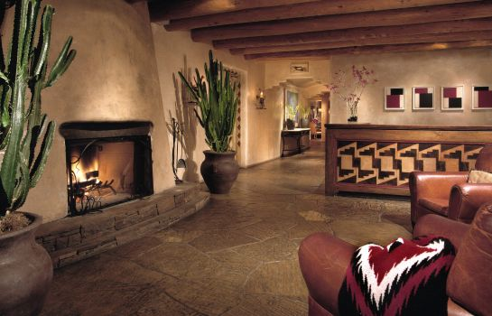 Hotelhalle ROSEWOOD INN OF THE ANASAZI