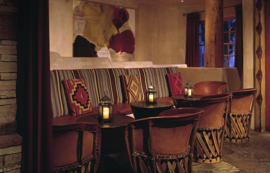 Restaurante ROSEWOOD INN OF THE ANASAZI
