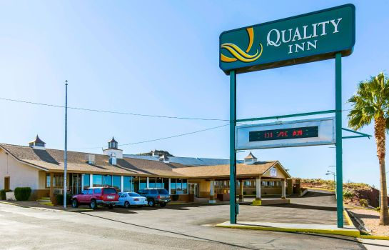 Vista exterior Quality Inn Kingman