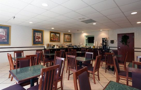 Sala de desayuno Lexington Suites of Jonesboro