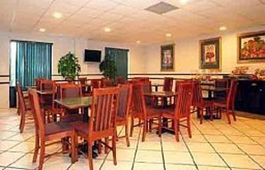 Restauracja Lexington Suites of Jonesboro