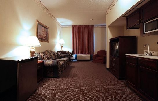 Habitación estándar Lexington Suites of Jonesboro