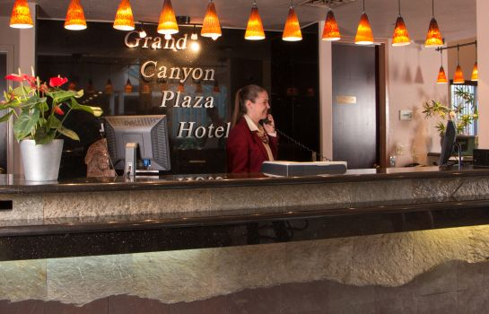 Empfang Grand Canyon Plaza Hotel