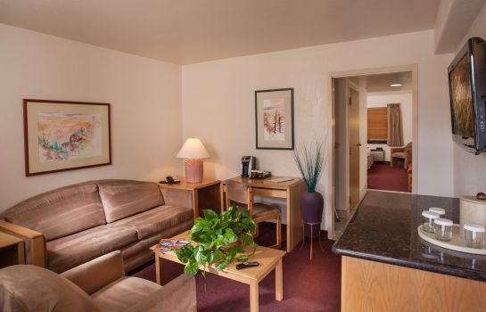 Suite Grand Canyon Plaza Hotel