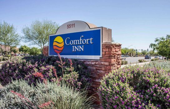 Außenansicht Comfort Inn and Suites North Glendale -
