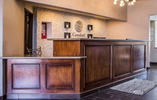 Lobby Comfort Inn & Suites at Talavi