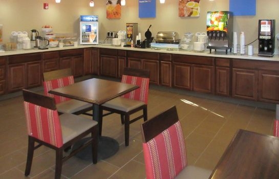 Restaurant Comfort Inn & Suites at Talavi