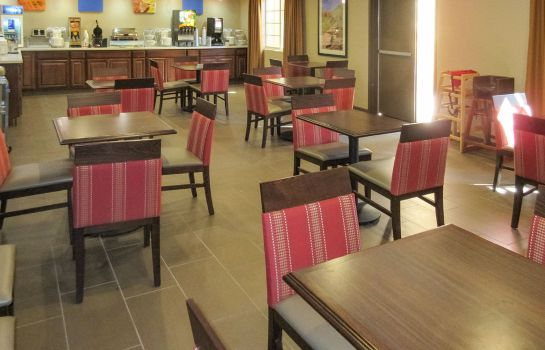 Restaurante Comfort Inn & Suites at Talavi
