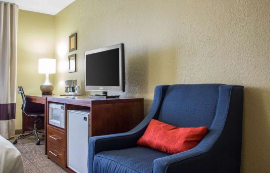 Kamers Comfort Inn & Suites at Talavi