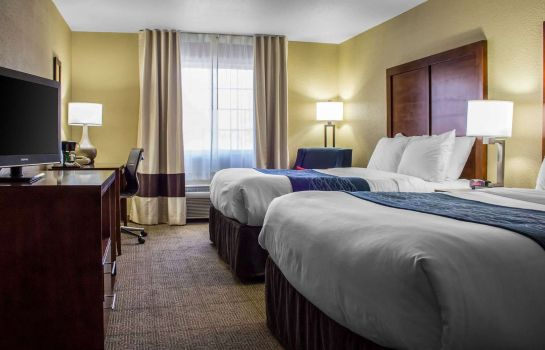 Zimmer Comfort Inn and Suites North Glendale -