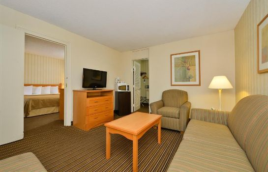 Room TRAVELODGE BY WYNDHAM PALM SPRINGS