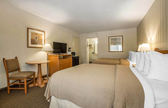 Chambre TRAVELODGE BY WYNDHAM PALM SPRINGS