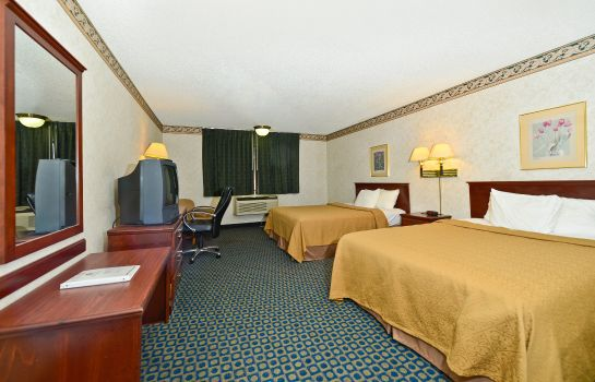 Chambre DAYS INN BY WYNDHAM INDIO