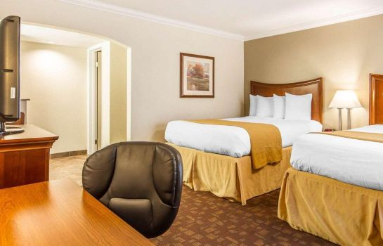 Zimmer Quality Inn Sacramento Convention Center