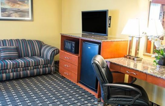 Suite Quality Inn Burbank Airport