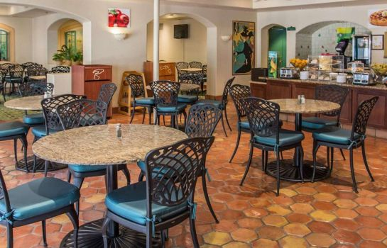 Restaurant Quality Suites Downtown San Luis Obispo