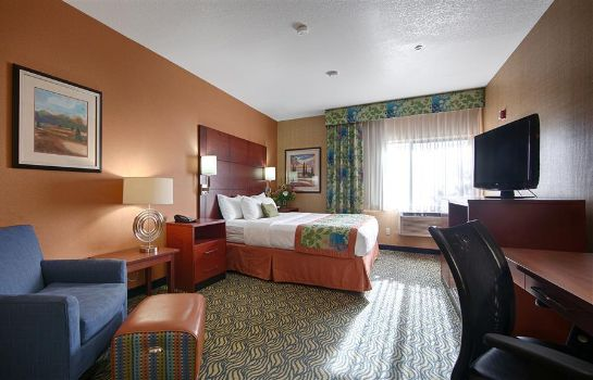 Zimmer Best Western Plus Fresno Inn