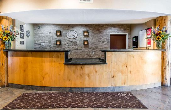 Lobby Comfort Suites Golden West on Evergreen Parkway