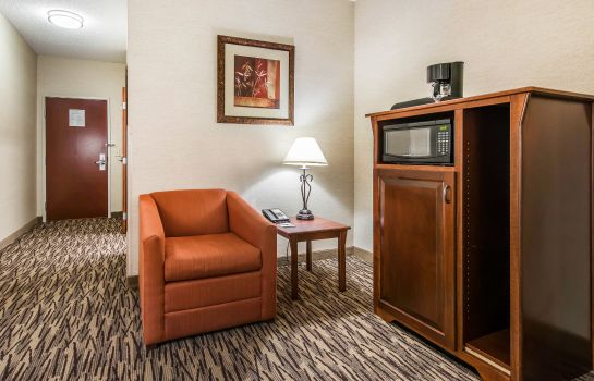 Chambre Comfort Suites Golden West on Evergreen Parkway