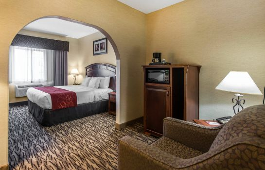 Kamers Comfort Suites Golden West on Evergreen Parkway