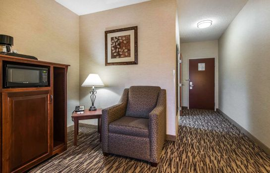Zimmer Comfort Suites Golden West on Evergreen Parkway
