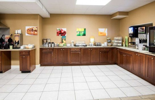 Restaurante Quality Inn and Suites Rehoboth Beach -