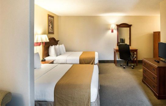 Suite Quality Inn and Suites Rehoboth Beach -