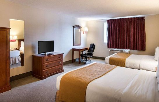 Zimmer Quality Inn and Suites Rehoboth Beach -