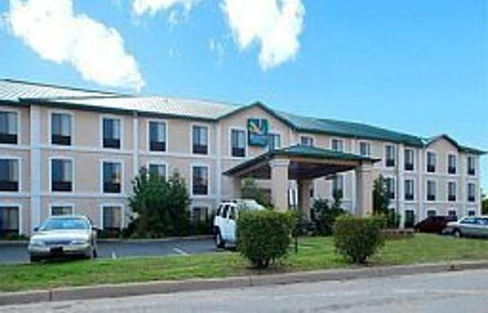 Vista exterior Lexington Suites of Jonesboro