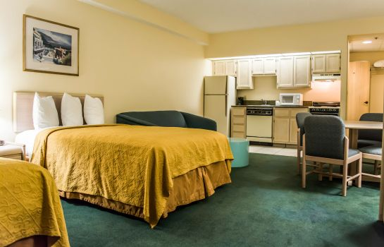 Zimmer Quality Inn & Suites Golf Resort