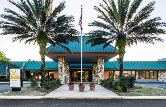 Vista esterna Quality Inn & Suites Sebring North
