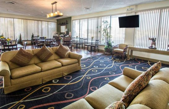 Hol hotelowy Quality Inn & Suites Sebring North