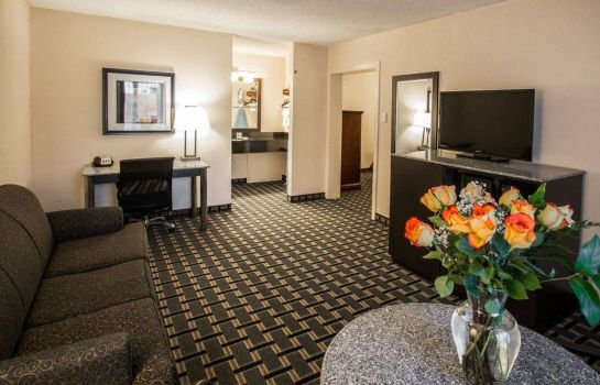 Suite Quality Inn & Suites Sebring North
