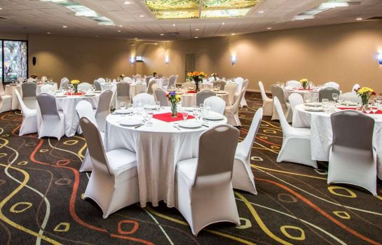 Sala konferencyjna Quality Inn & Suites Sebring North