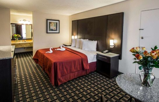 Pokój Quality Inn & Suites Sebring North