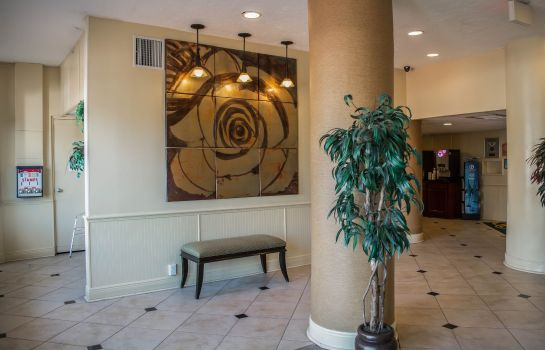 Hotelhalle Quality Hotel Clearwater Beach Resort
